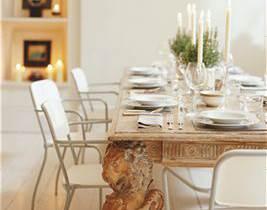 """""""חשוב שתדעו איך לסדר ולערוך את שולחן החג"""", (צילום: אילוסטרציה)"""