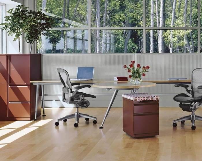 """""""העבודה מהבית הפכה לעניין שבשגרה"""", ריהוט משרדי מחברת """"פיטרו"""", (צילום: יח""""צ)"""