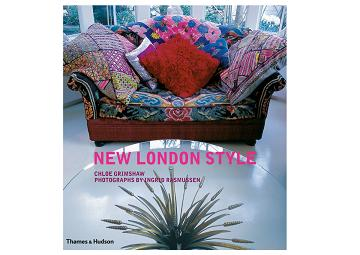 הספר NEW LONDON STYLE, של THAMES AND HUDSON, (צילום: יח