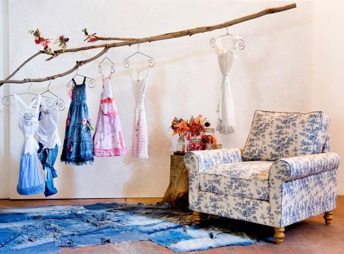 המיצג של מעצבת האופנה נועה יער, תערוכת
