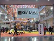 cevisama 2011: הדירה מבקרת בתערוכת הקרמיקה בספרד