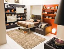 להפוך חדרים קטנים לגדולים ומרווחים