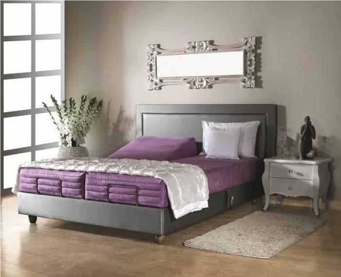 בסיס מיטה, מזרן וכריות של