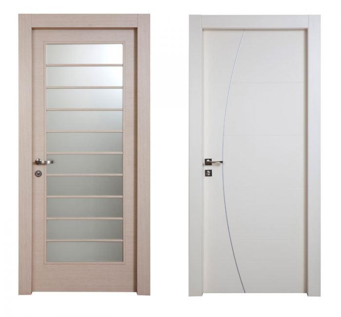 מרענן דלתות פנים: כל העיצובים, החומרים והמחירים - מגזין עיצוב | הדירה LL-95