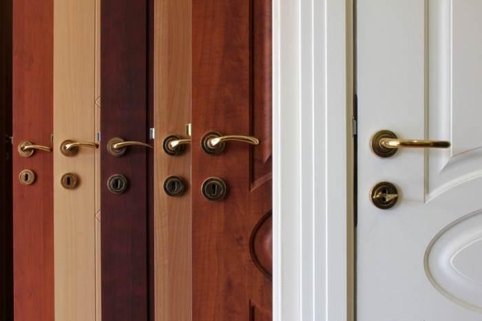 מדהים דלתות פנים: כל העיצובים, החומרים והמחירים - מגזין עיצוב | הדירה HS-63