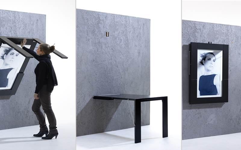 לקפל ולשכוח. שולחן מתקפל של Ivydesign | מחיר: 1,690 יורו (צילום: יח