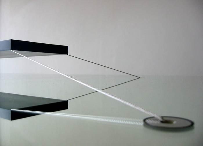 המנגנון שמאחורי המיטה (צילום: Universe Architecture)