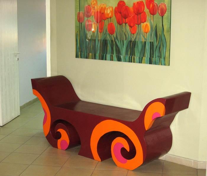 מי שמעוניין להתוודע למודלים נוספים של רהיטים, מוזמן להשתתף בקורס אינטרנטי (צילום: יח