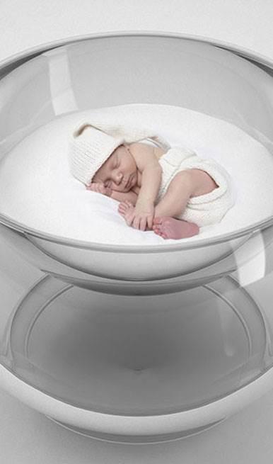 אין דברים כאלה: 10 האביזרים הכי מעוצבים לחדר התינוקות