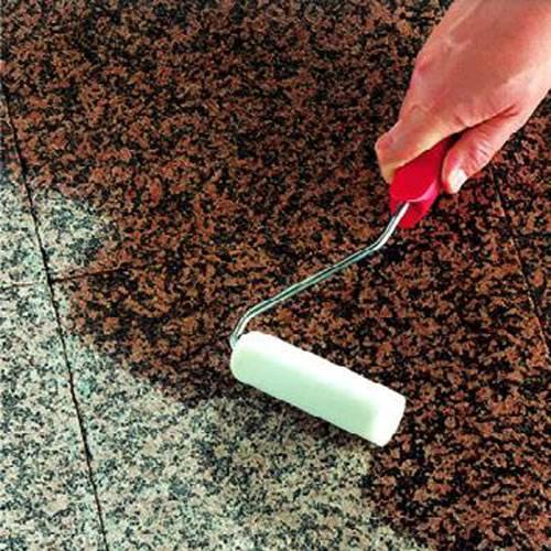 סילר או וקס יכולים לסייע לשימור הרצפה. רביד עיבודים באבן - צילום: גיל ירום