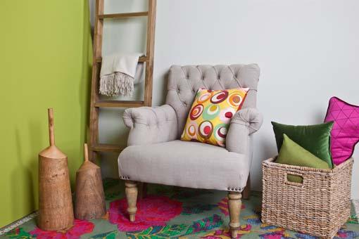 צבעוניות ושמחת חיים לרענן את החדרים