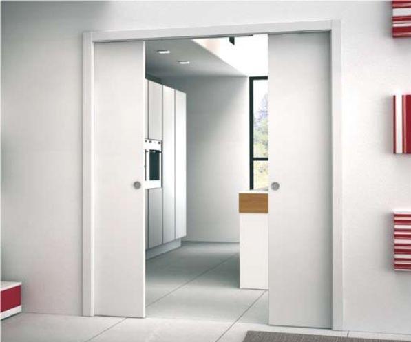 יש גם פתרונות לדלתות פנים בגדלים לא סטנדרטיים- דלת פנים של חברת לה פורטה. צילום: יח