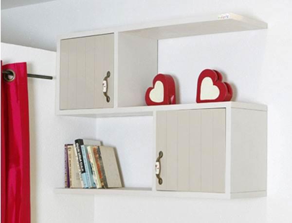 כוורת תלויה יכולה לחסוך מקום בחדר ולהוות פתרון אחסוני - חברת גילגולים