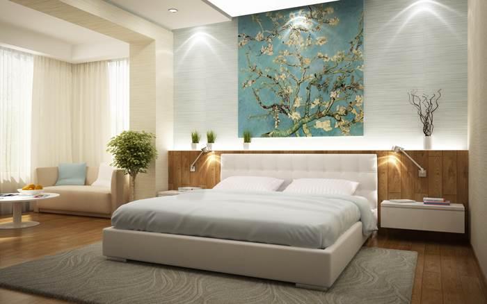 גישה נוחה משני צידי המיטה - אנרגיות של זוגיות