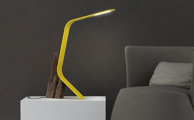 סיפור על חברות בין חומרי גלם: מנורה בעיצוב Maxim Maximov