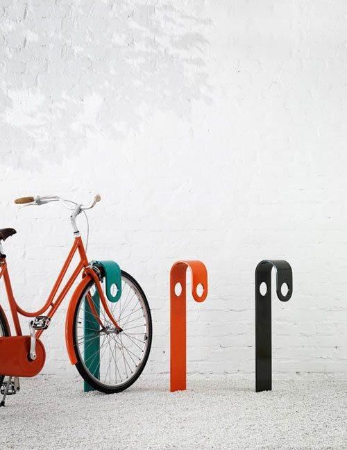 חניה מקסימה לאופניים, בעיצוב job Note Design Studio