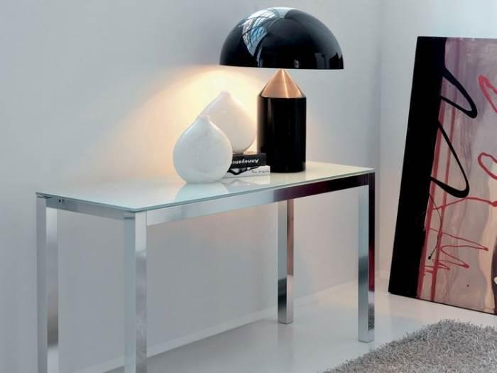 משמש גם כקונסולה: שולחן נפתח דגם SLIM של בלורן