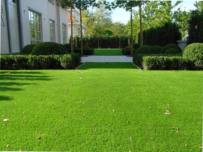 חסכון במים, תחזוקה קלה - מיתרונות הדשא הסינתטי