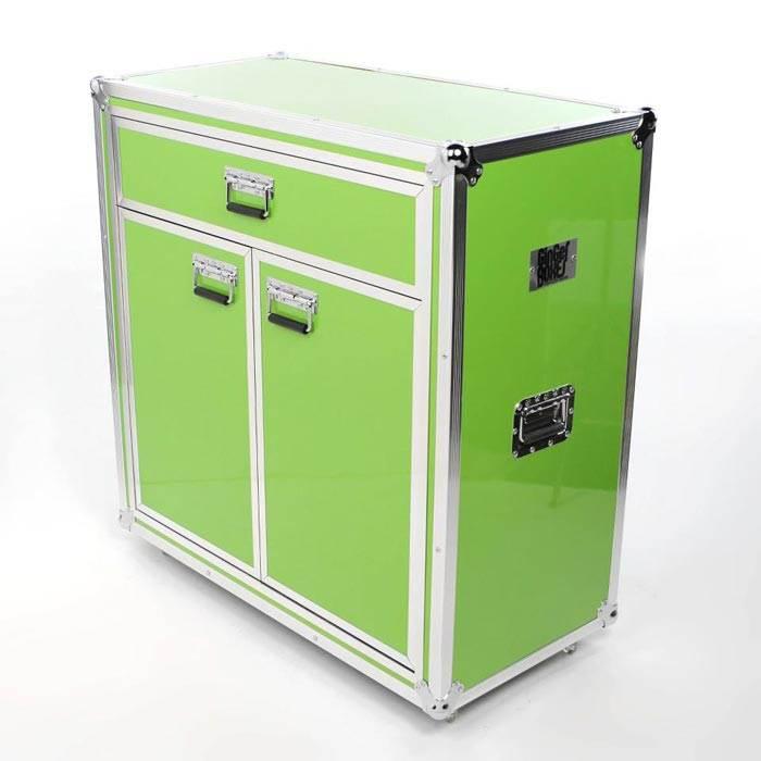יחידת איחסון ירוקה.