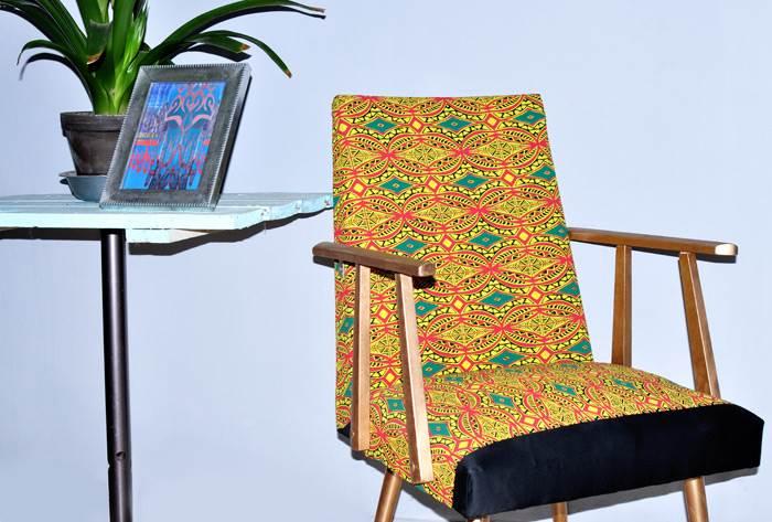 כורסא במראה וינטאג