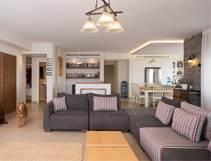 רוח כפר: הצצה לדירה מעוצבת בנתניה