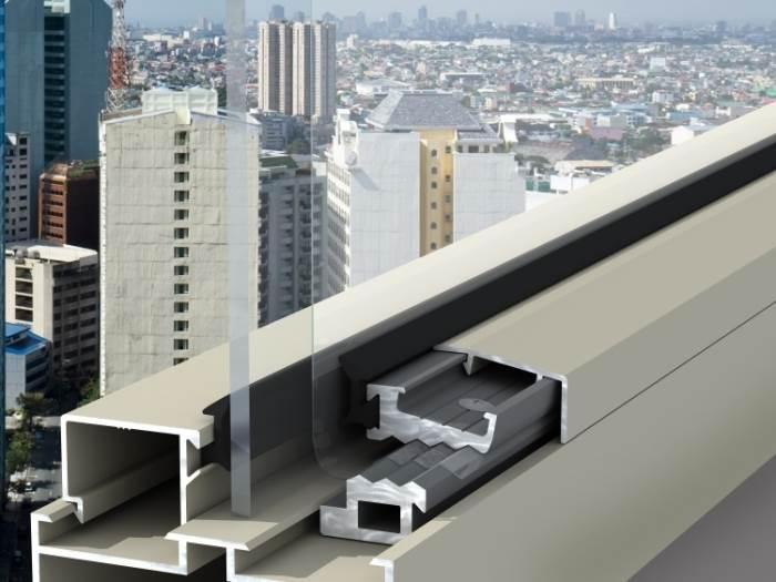 מערכת העיגון הייחודית לחלונות No-Bar של