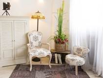 מצרפת באהבה: עיצובים לבנים בסגנון פרובאנס