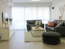 באריזה חדשה: הצצה לשיפוץ דירה מעוצבת בראשון לציון