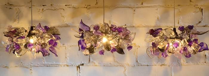 תכשיטים של אור - גופי התאורה של יהודה אוזן