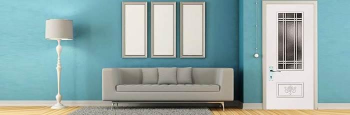 לרענן את מראה הבית בלי לקרוע את הכיס- תמונת מגנט מעוצבת של Funky Door