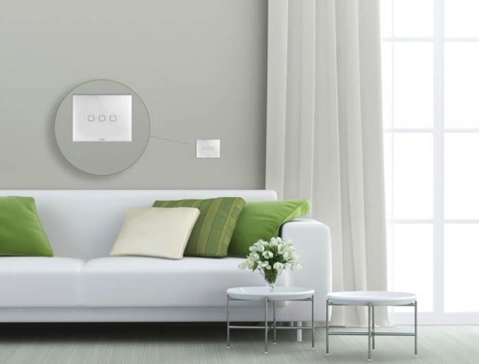 להפוך את החדר בבית לחוויה אמיתית - מתגי מגע מזכוכית