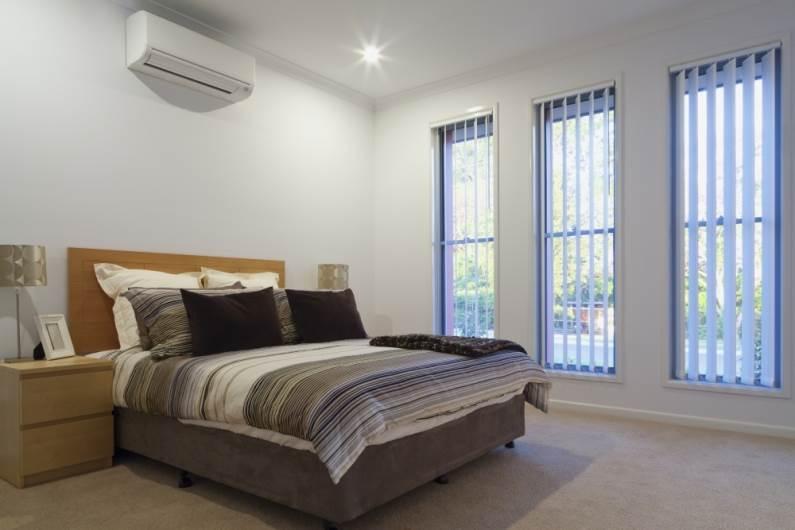 נעים בחדר השינה: יתרונות המזגן הרב מאייד. צילום: אלרם