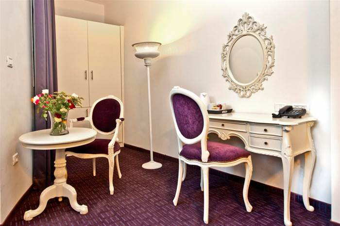 האתגר הראשון - עיצוב חדרים למלון בוטיק בירושלים