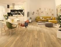 עיצוב רצפה ללא פשרות: פרקט לחדרים הרטובים
