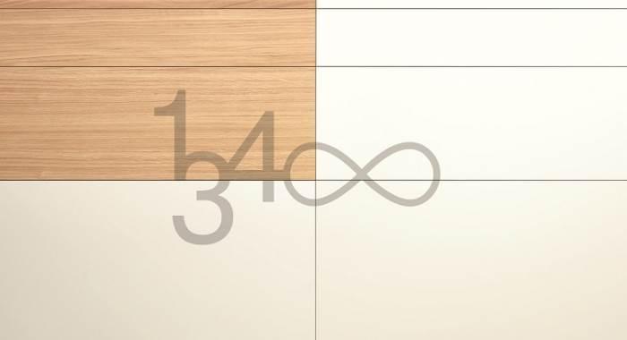 1-3-4 אינפיניטי - רעיון עיצובי חדש מבית Blum