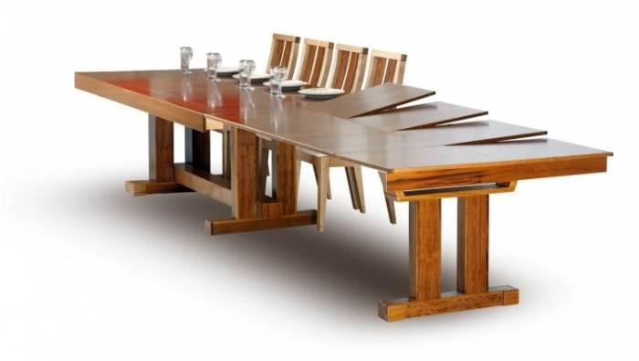 לא מוותרים על חוויית האירוח: שולחן נפתח של עץ המשאלות. צילום: יח