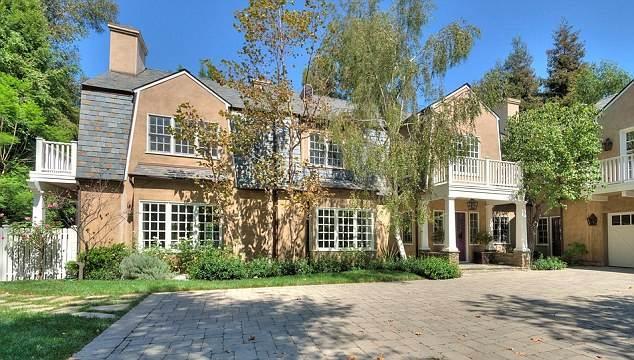 בית בברלי הילס בשכנות לגניפר לופז |</br>צילום: getty images