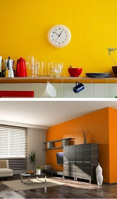 אש בוערת: איך להכניס את צבעי הקיץ הביתה?