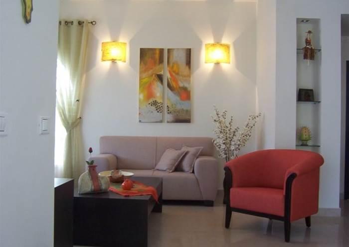 תאורה נכונה יכולה לתרום רבות לתצוגת האמנות בביתכם. אפולוניה אדריכלות תכנון ועיצוב