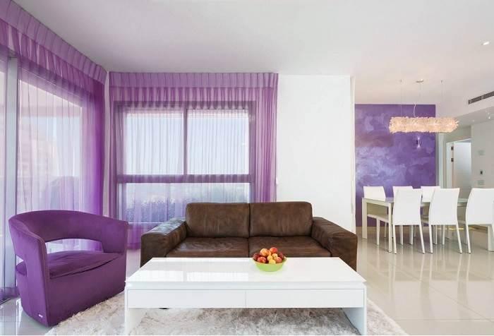 יציאה מן המבואה אל הסלון</br>צילום:LitghMill Studio