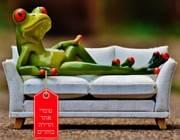 עובדי אתר הדירה בוחרים: עיצוב סלון