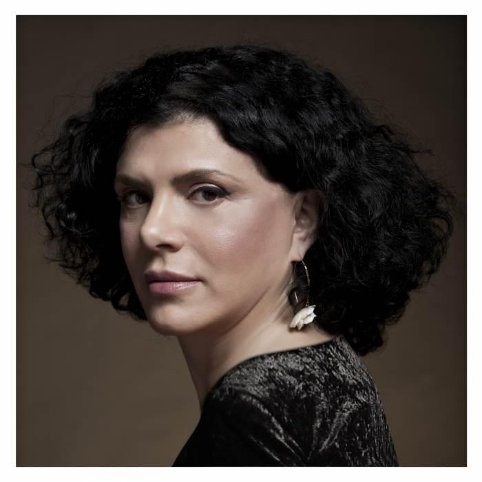 ברברה ברזין, צילום: ורדי כהנא