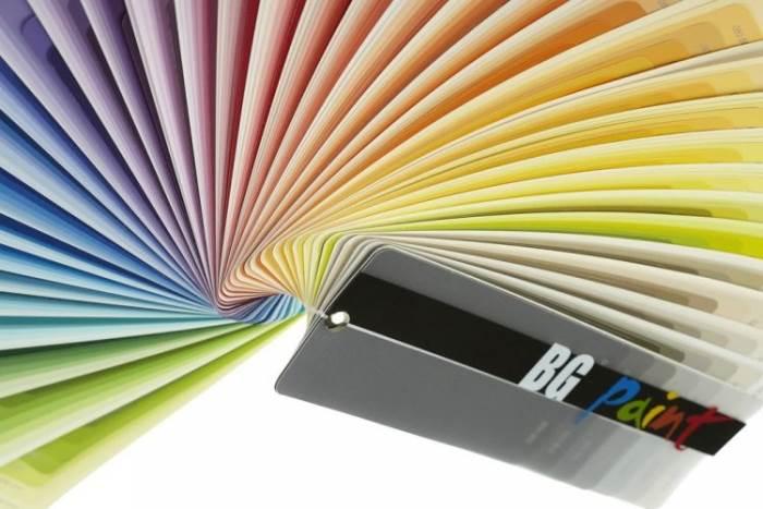 רוצים שינוי בחיים? תפתחו ותפרשו את מניפת הצבעים שלנו מולכם. יחצ: BG