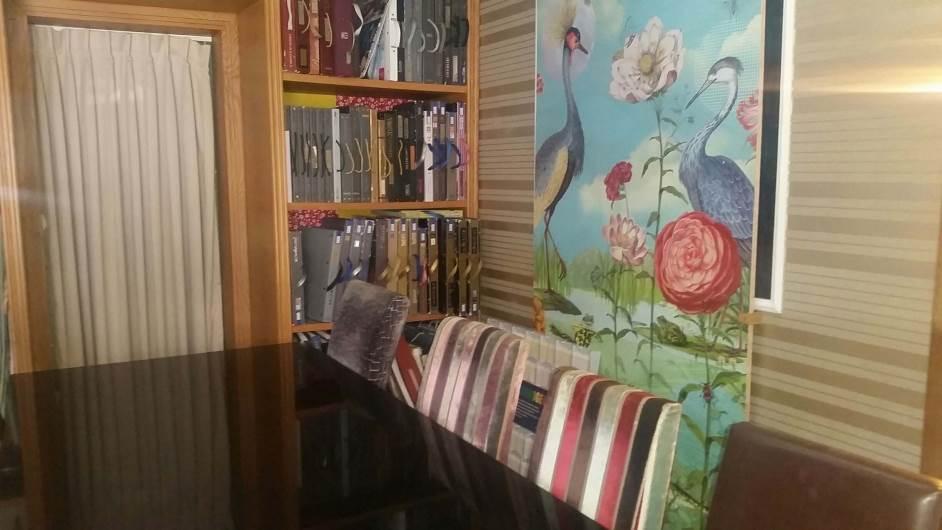 גולדשטיין גלרי טפט – בוגרשוב 55, תל אביב