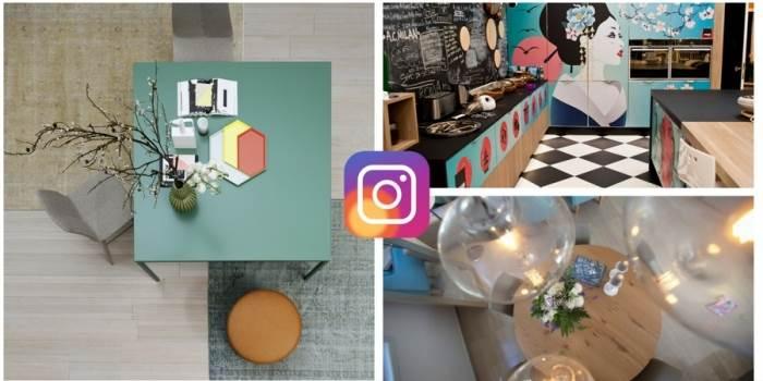 השראה לעיצובים - ערוץ האינסטגרם של הדירה<br/>צילום: ימין למעלה- ארן מטבחים| ימין למטה - סטודיו פרטים | מצד שמאל: Rossetto.