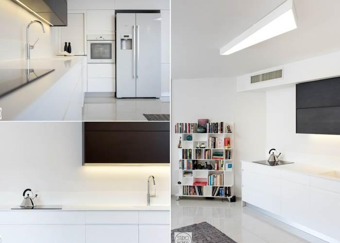 עיצוב המטבח | צילום:עומרי אמסלם