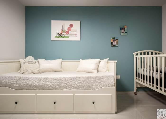 עיצוב חדר עבור הילדים | צילום:עומרי אמסלם