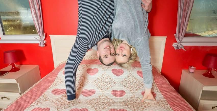 ולנטיין: כשהסלון הופך לחצר רומנטית