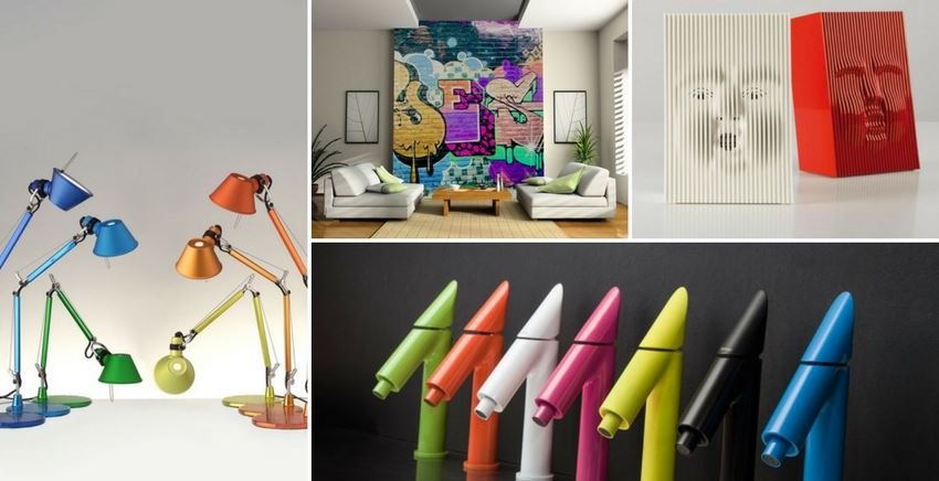 פורים בעיצוב הבית: צבעונית, נועזת, ייחודית