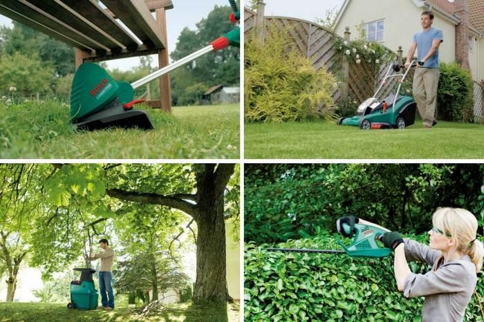 הכלים של בוש שיטפחו לכם את הגינה | קרדיט לתמונות: יח